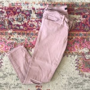 Dusty Rose Jeans– US 29